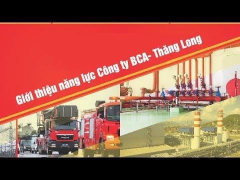 Chi nhánh Công ty TNHH MTV BCA-Thăng Long tại TP.HCM