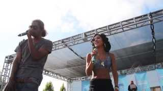 Terrorist Threats at CSU East Bay with Ab-Soul & Jhene Aiko