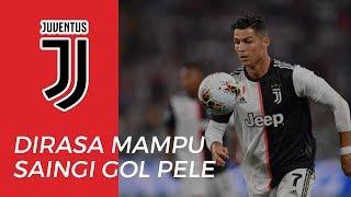 Rekor Gol Christiano Ronaldo yang Dirasa Mampu Menyaingi Torehan Gol Pemain Legendaris, Pele