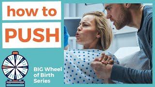 PUSHING tips during labor