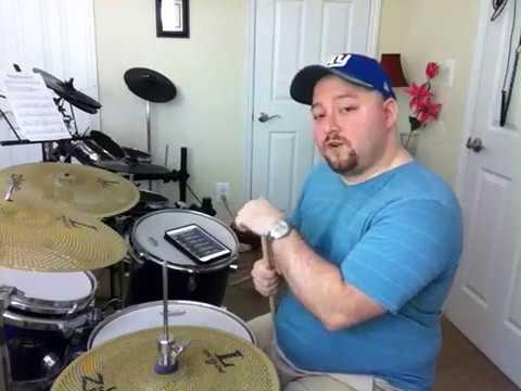 """Zac Treby's Drum Studio International: """"40 Rudiments: Drag Paradiddle"""""""