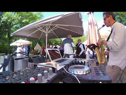 Carlo Saxophonist Sax & DJ Set Taranto musiqua.it