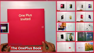 OnePlus Invited (The OnePlus Coffe Table Book) | page by page| Tribute To OnePlus