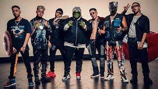 Ganga Remix - Sech, Justin Quiles, Dalex, Lenny Tavarez, Feid