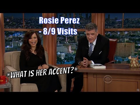 , title : 'Rosie Perez - Her Accent Makes Everything Hilarious - 8/9 Visits In Chronological Order [360-1080p]'