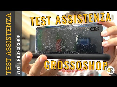 TEST ASSISTENZA CLIENTI: Grossoshop