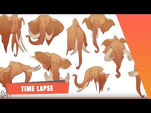 Sergio Pablos Designing Elephants