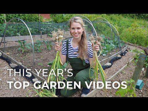 Top Gardening Videos of 2018