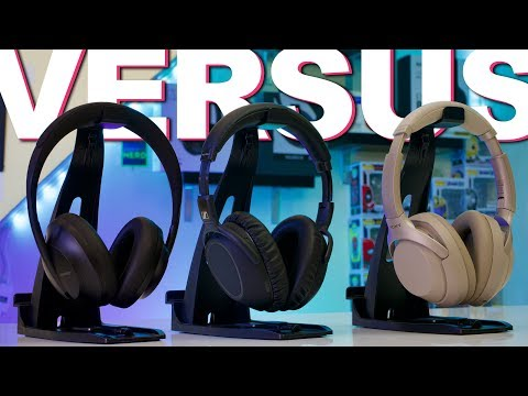 External Review Video cagjcJcvzN8 for Sennheiser PXC 550-II Wireless Headphones