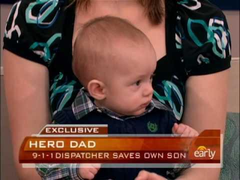 911 Dispatcher Saved Own Son