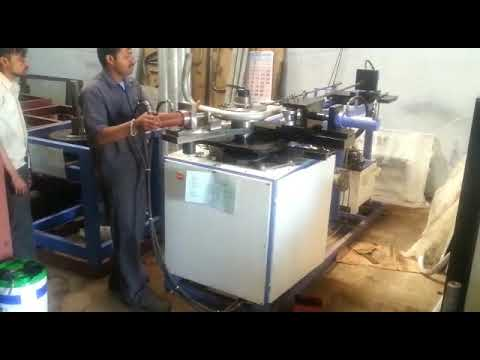 Pipe Bending Machine With Hydraulic Clamping