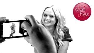 Miranda Lambert Talks Country Comforts And Platinum (Hair & Jewelry) On Style Files