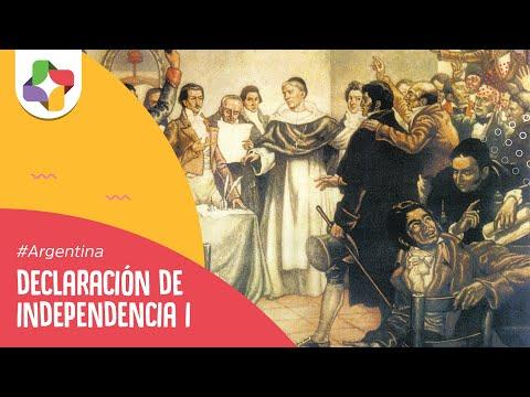 Argentina: Declaración de la Independencia - I - Fechas patrias - Educatina