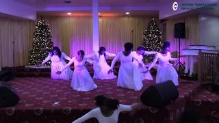 January Thanksgiving Service: Praise Dancers Ministration