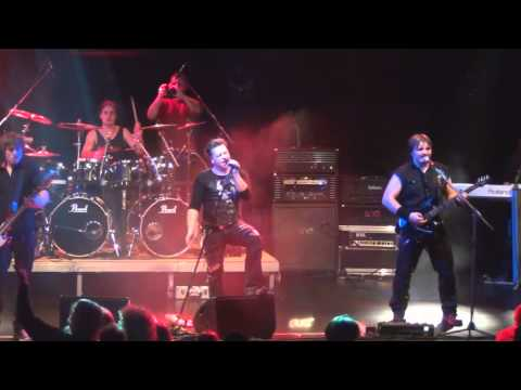 Timeless Rage live in Metzingen - Breathless - Support UDO