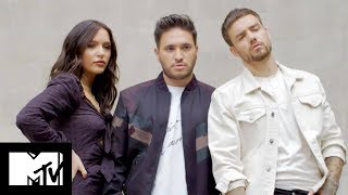 Making The Video: Jonas Blue, Liam Payne & Lennon Stella's 'Polaroid' | MTV Music