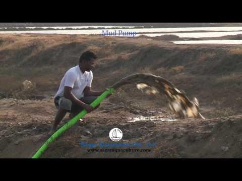 Mud Lifting Machine