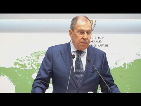 Λαβρόφ: «Η Ρωσία θεωρεί απαράδεκτα βήματα που θα φέρουν περαιτέρω κλιμάκωση στη ΝΑ Μεσόγειο»
