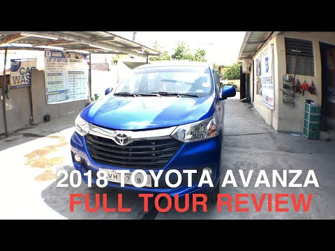 2018 Toyota Avanza 1.5G || Full Tour Review
