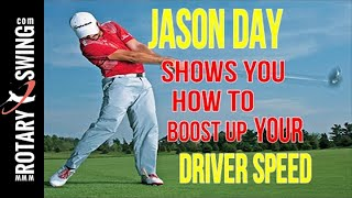 Jason Day Golf Swing Analysis - Rotation and width for power