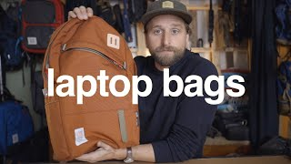 15 Killer Minimal Laptop Bags