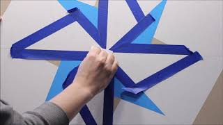 How To Paint A Barn Quilt (part 1)