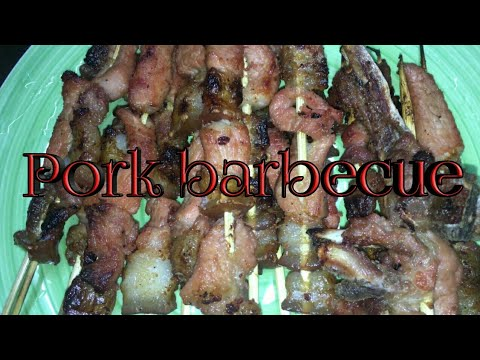 How To Cook Pork barbecue | Lutong Pang Bahay