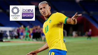 Brazil 4-2 Germany | Men's Football Group D | Tokyo 2020 Olympic Games Highlights