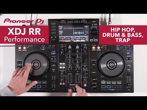 Pioneer XDJ RR Performance – Hip Hop Drum & Bass & Trap Mix