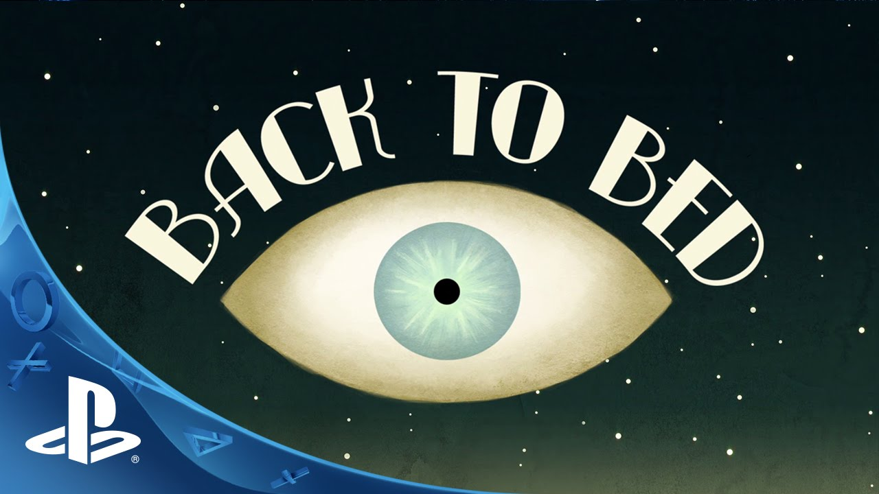 Back to Bed Launches Tomorrow on PS4, PS3, PS Vita