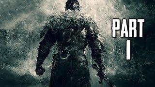 Dark Souls 2 Gameplay Walkthrough Part 1 - Undead Knight (DS2)