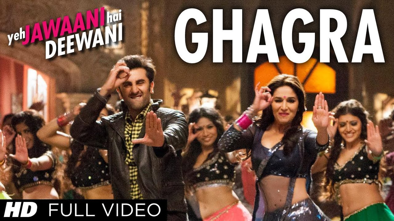 Ghagra Lyrics - Yeh Jawaani Hai Deewan