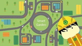 PKM GFK UGM - Goal 11: Sustainable Cities and Communities - Smart Garden for Smart People