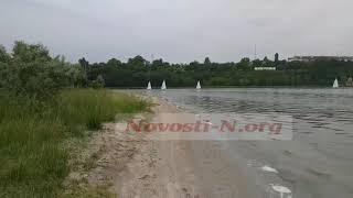 В Николаеве прошел Чемпионат Украины по парусному спорту среди взрослых и юниоров