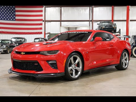 2017 Chevrolet Camaro (CC-1434306) for sale in Kentwood, Michigan