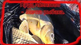 Самая крутая рыбалка в пензенской области