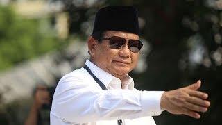 6 Sindiran Prabowo dalam Pidato Kebangsaanya, Mobil 'Etoke-etok' hingga Optimisme Jokowi Tak Relevan