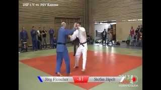 preview picture of video 'Judo Verbandsliga 2013 - 2. Wettkampftag - 81 kg - DSF e.V. vs. PSV Kamenz'