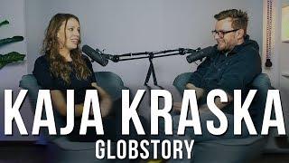 Kaja Kraska 'Globstory': Żeby polecieć na Islandię wzięłam kredyt - Imponderabilia #30