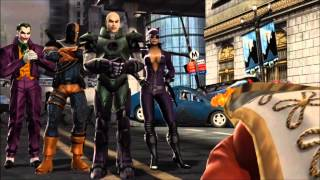 Download Video Mortal Kombat vs DC Universe: Story Mode (DC Universe's Perspective) MP3 3GP MP4