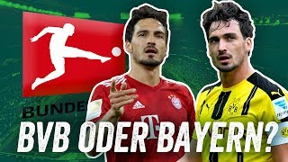 Hummels: FC Bayern Oder BVB? Braucht Bayern Bale Und Rodrigo? Zerfällt Atletico Madrid? Q&A