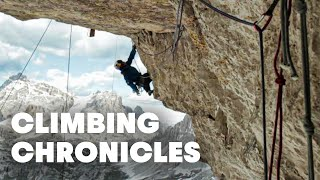 Climbing Chronicles - Lead Climbing and Alpine Expeditions - Episode 5
