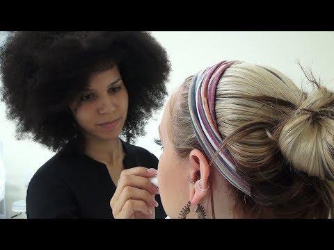 Pigmentazione su pelle