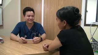 Khai trương phòng khám đa khoa Hùng Vương - Sơn Dương