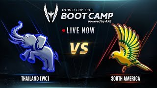 ROV : World Cup 2018 (Group Stage) Day 5 THwc Vs SA