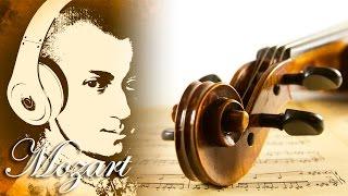 Música para Trabajar y Concentrarse y Memorizar Mozart   Música Clásica Relajante de Violin