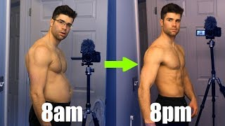 How I Lost 10lbs in 1 Day - Lose Weight Fast