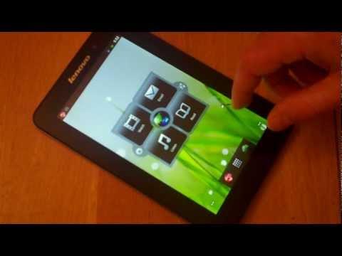 Lenovo Ideapad A1 Tablet Review