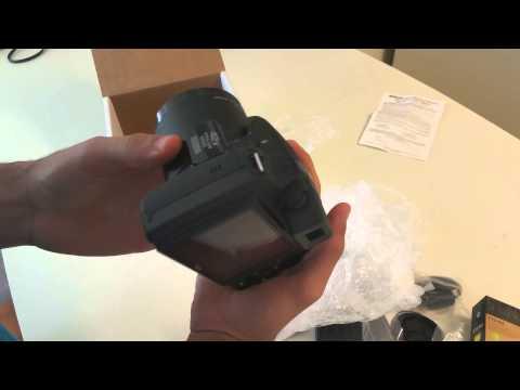 Nikon Coolpix P530 unboxing