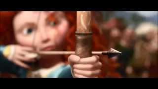 Ukázka lukostřelby z filmu Rebelka